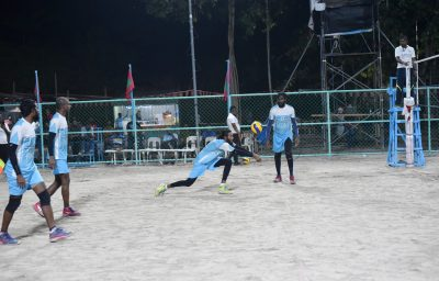 H dh atoll Volley tournament 2021